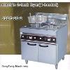 industrial fryer DF-26-2 electric 2-tank fryer(4-basket)