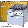 industrial fryer DF-26-3 electric 3 tank fryer (3basket)