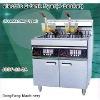 industrial fryer, electric 2 tank fryer (4-basket)