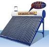 integrated pressured solar water heater solar power