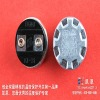 manual bimetal temperature sensor