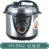 mechanism electrical pressure cooker