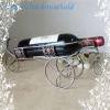 metal red wine rack