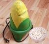 mini home hot air popcorn maker