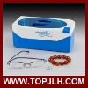 mini portable ultrasonic cleaner for glass and jewellry