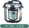 mirocomputer electric pressure cooker