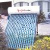 most efficient solar hot water