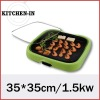 multi-function electric grill
