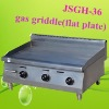 nost practical counter top gas griddle, JSGH-36