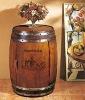 oak wine cooler