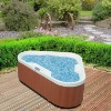 outdoor acrylic massage spa hot tub(Constant temperature bathtub)