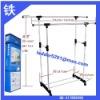parallel bars stainless steel drying rack