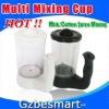 plastic beverage cup