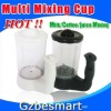 plastic coffee cup handle