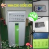 portable air cooler with remote control
