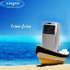 portable evaporative air cooler low power