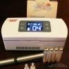 portable medical fridge for diabetic, mini fridge with battery, thermoelectric fridge