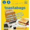 ptfe non-stick reusable toaster bags food safe