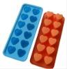 silicone cute ice tray