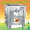 single refrigeration counter top ice cream making machine