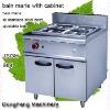 soup bain marie JSGH-984 bain marie with cabinet ,food machine