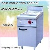 stainless steel bain marie JSGH-974 bain marie with cabinet ,kitchen equipment