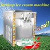 stainless steel body counter top ice cream tool