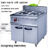 stainless steel cooking equipment JSGH-984 bain marie with cabinet ,food machine