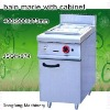 stainless steel cooking equipment, bain marie with cabinet