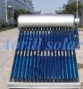stainless steel heat pipe pressurized solar water heater