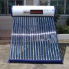 stainless steel solar water heater system