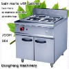 steam cooking equipment bain marie with cabinet ,kitchen equipment