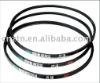 trigonometry rubber v belt/classic v belt