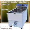 used deep fryer DF-12L counter top electric 1 tank fryer(1 basket)