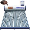 vacuum solar energy water heater