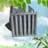 ventilation use activated carbon pocket filter